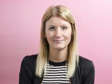 Caroline Hjelte, ny VD på Lagerhaus