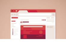 自社ドメインでニュースルームを公開するオプションサービスをリリースしました!