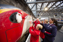 ​Virgin Trains boosts services to Manchester for festive period