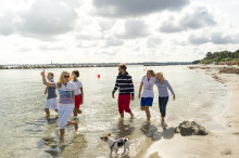 Tourismus in Kiel drittes Quartal 2017