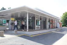 ​Hassocks station shortlisted for national award