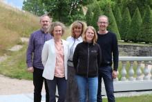 Samarbetsavtal mellan Gunnebo Slott och Trädgårdar och Göteborgs universitet
