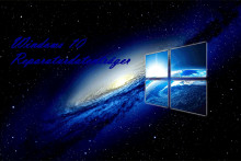 Windows 10 Reparaturdatenträger/Systemabbild erstellen, um Windows 10 zu reparieren