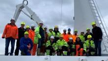 Akvaplan-niva på offshoretokt i Barentshavet