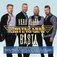 """Fira midsommar med Arvingarna och deras favoriter – samlingsalbumet """"Våra allra bästa"""" släpps idag."""