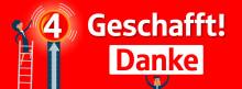 Geschafft! Die Münchner spenden 4 Mio. Euro auf gut-fuer-muenchen.de!