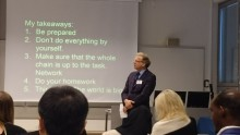 Global Education Export Seminar 2016 in Finland, with Haaga-Helia in Estonia as a main case of study