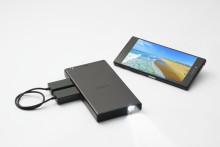 Sony пуска на пазара мощен, преносим проектор с джобен размер за вълнуващо аудио-визуално изживяване