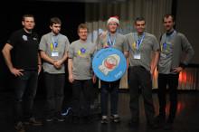 Team Specialisterne Vinder Europæisk Robotkonkurrence!
