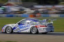 Finalhelg för Ola Nilsson och Porsche Carrera Cup