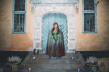 Hantverksmässig och extraordinär – Isabella Löwengrips halloweendräkt handsydd av Beatrice Lehtilä på Butterick's