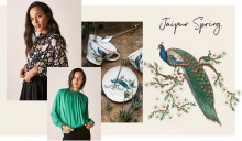 Indiska lanserar den färgsprakande kollektionen Jaipur Spring