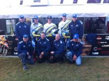 Sverige på 11:e plats i Lag-VM motocross