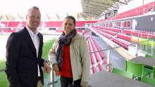 Kalmar Energi och Kalmar FF ingår partneravtal