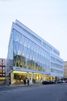 Skanska säljer del av Entré Lindhagen på Kungsholmen, Stockholm, för cirka 1 miljard kronor