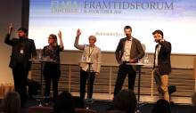 Enighet bland politikerna: Lantbruket blir viktigare för Sverige fram till 2030.