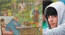 Unik utställning om svenska skolans framväxt