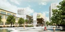 Veidekke Bostad bygger 400 lägenheter i Högdalen Centrum