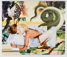 Wetterling Gallery presenterar stolt Love Lundells tredje separatutställning!