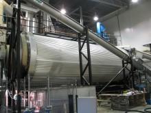 Ny metod att torka trä kan ersätta kol i kraftverken
