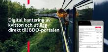 BDO lanserar ny app för reseräkning och kvitton