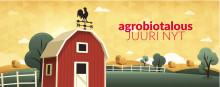 Agrobiotalous nyt: Tuotekehitysapuja yrityksille ja paikkoja Elma -messuille