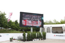 MITSUBISHI MOTORS zum zweiten Mal Automobilpartner in Rostock