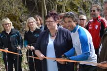 Bayernwerk Aktiv- und Gesundheitspark in Hollfeld offiziell eröffnet