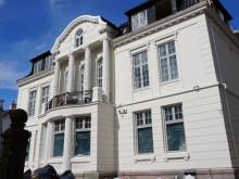 Finjas mørtel på historisk fasade