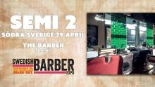På söndags utses Södra Sveriges bästa barberare!
