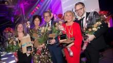 AcadeMedias ledarpriser 2017 – här är vinnarna!