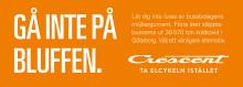 Västtrafik stoppar Crescents elcykelkampanj
