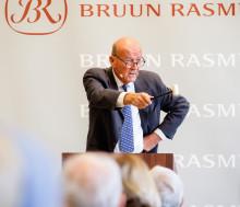 Invitation til jubilæumsauktion hos Bruun Rasmussen!