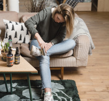 På 5 minuter blir dina vita skor som nya