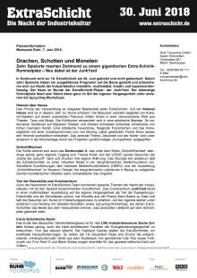 ExtraSchicht 2018 - PM Dortmund
