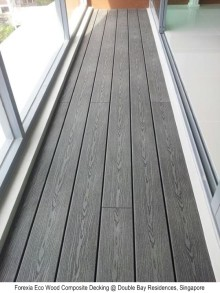 The 3 Types of Outdoor Decking in Singapore