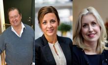 Nya hotelldirektörer på Scandic i Stockholm