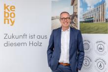 Kebony ernennt Norman Willemsen zum neuen CEO