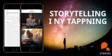 Storytel lanserar chattberättelser i nya appen Stories