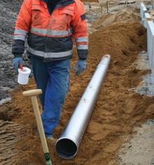 BLÜCHERs rostfria avvattningssystem visas på VA-mässan