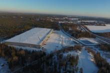 Sveriges klimatsmartaste logistikcenter invigt