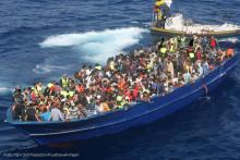 Brunngård, en del av Borås-initiativet i flyktingfrågan