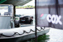 Monaco Yacht Show Chosen for Cox Diesel On-water Demos