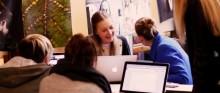NTI-elever och Team Göteborg deltar i Brain Race - 36 timmar lång workshop