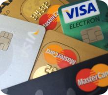 Vilket betal-/kreditkort är bäst när du reser?