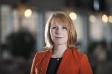 Annie Lööf kampanjar med Stockholmscentern 21/5