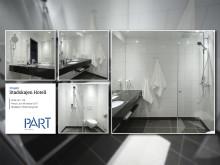 Referensrum Stadskajen Hotell – 1 av 124 rum