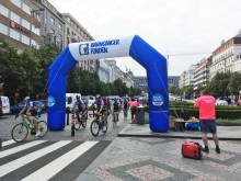 Honda stödjer Barncancerfonden och cykelloppet Ride of Hope.