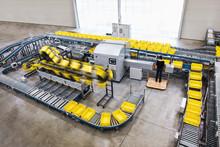 Højere effektivitet i plukningen med SSI Schäfers nye sorteringsmaskine