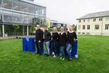 Kjemper om å bli Norges beste Studentbedrift